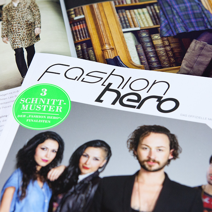 Fashion Hero Magazin
